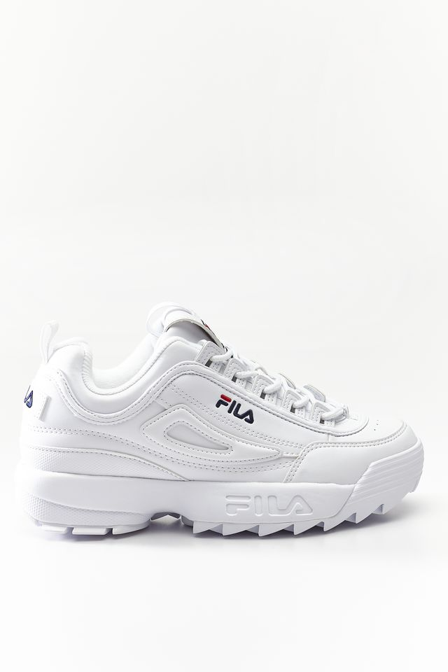 Fila DISRUPTOR LOW WMN 1FG WHITE 1010302-1FG