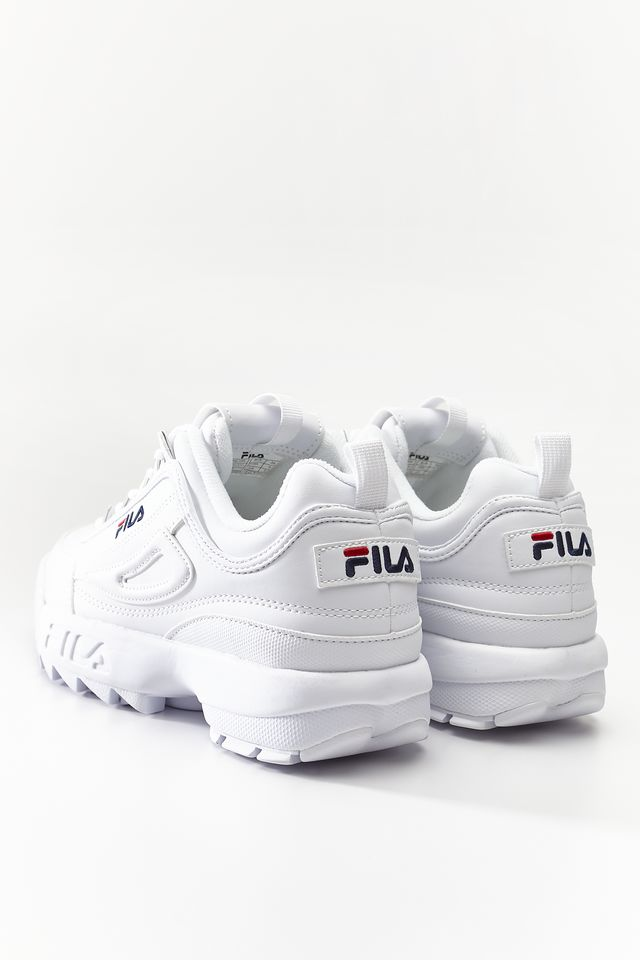 Buty Fila  <br/><small>DISRUPTOR LOW WMN 1FG WHITE </small>  1010302-1FG