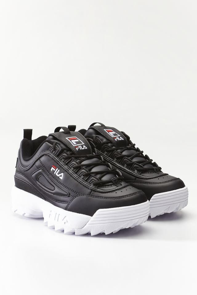 Fila DISRUPTOR LOW WMN 25Y BLACK 1010302-25Y