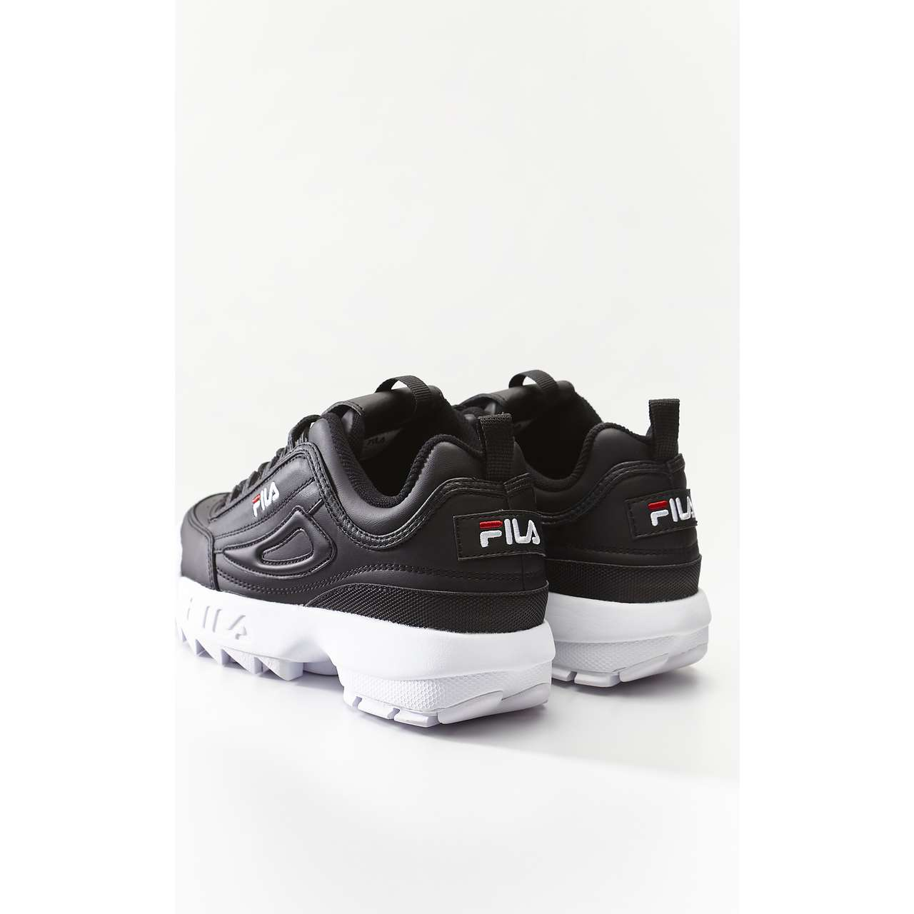 Buty Fila  <br/><small>DISRUPTOR LOW WMN 25Y BLACK </small>  1010302-25Y