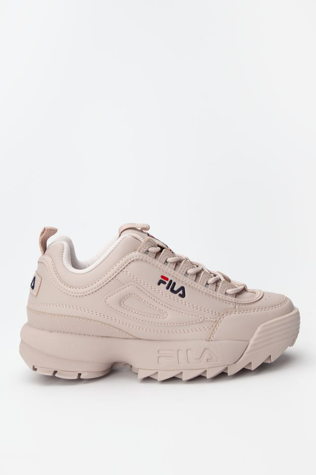 Fila DISRUPTOR LOW WMN 71P ROSE SMOKE 1010302-71P