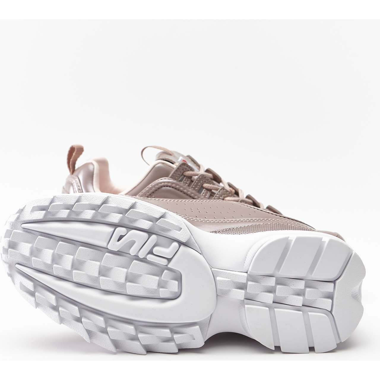 Buty Fila  <br/><small>DISRUPTOR M LOW WMN 71P ROSE SMOKE </small>  1010747-71P