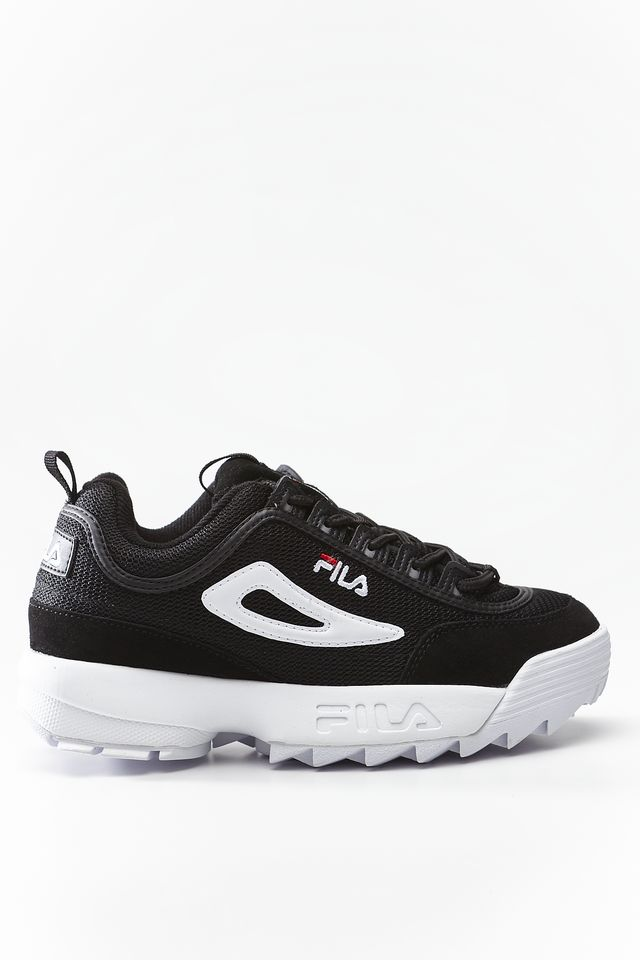 Fila Disruptor Mesh Low WMN Black 1010606-25Y