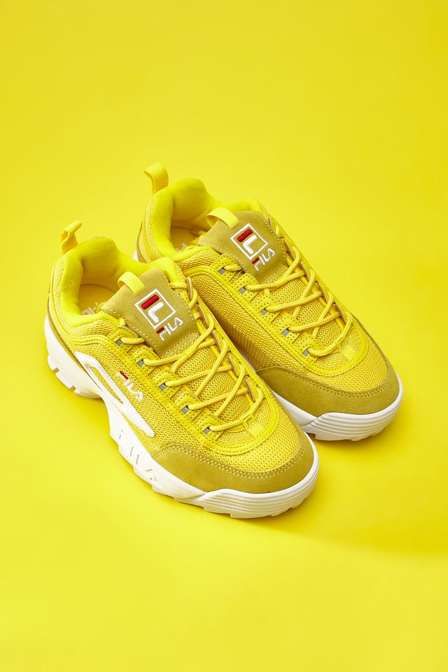 Fila Disruptor Mesh Low WMN Empire Yellow 1010606-60K