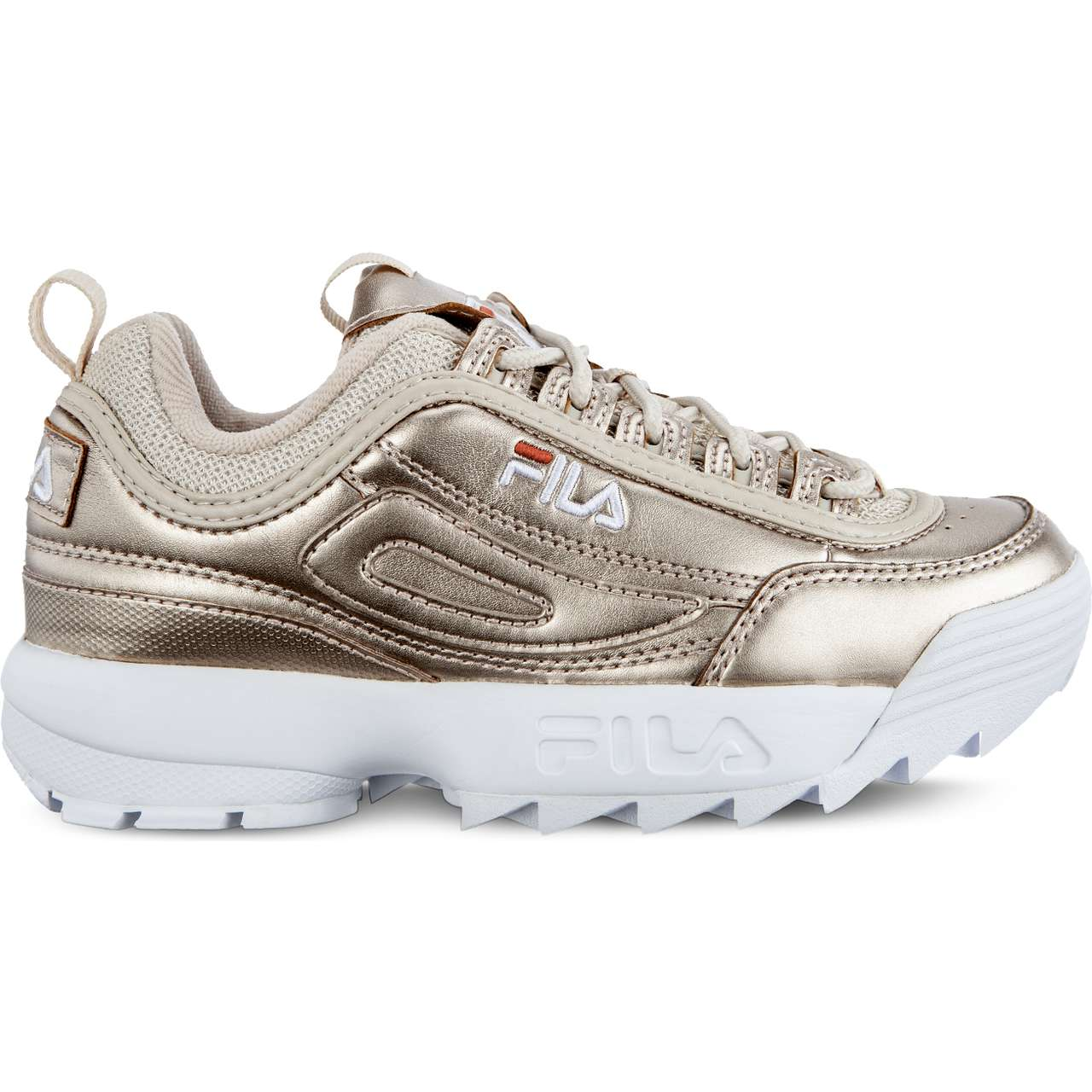 Buty Fila  <br/><small>DISRUPTOR MM LOW WMN 80C GOLD </small>  1010442-80C
