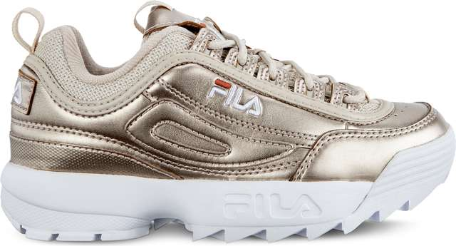 Fila DISRUPTOR MM LOW WMN 80C GOLD 1010442-80C