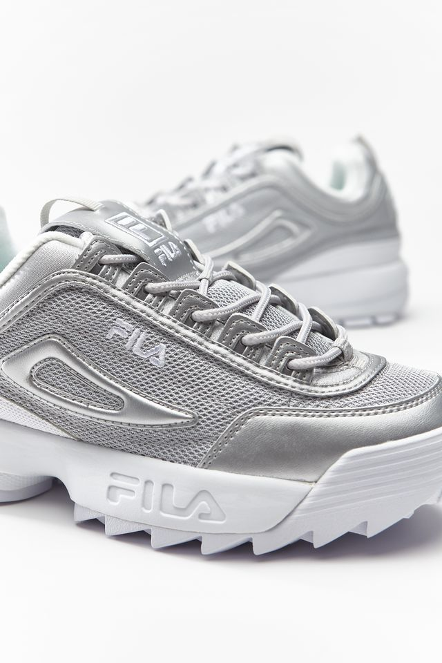 Fila Disruptor MM Low WMN Silver 1010607-3VW