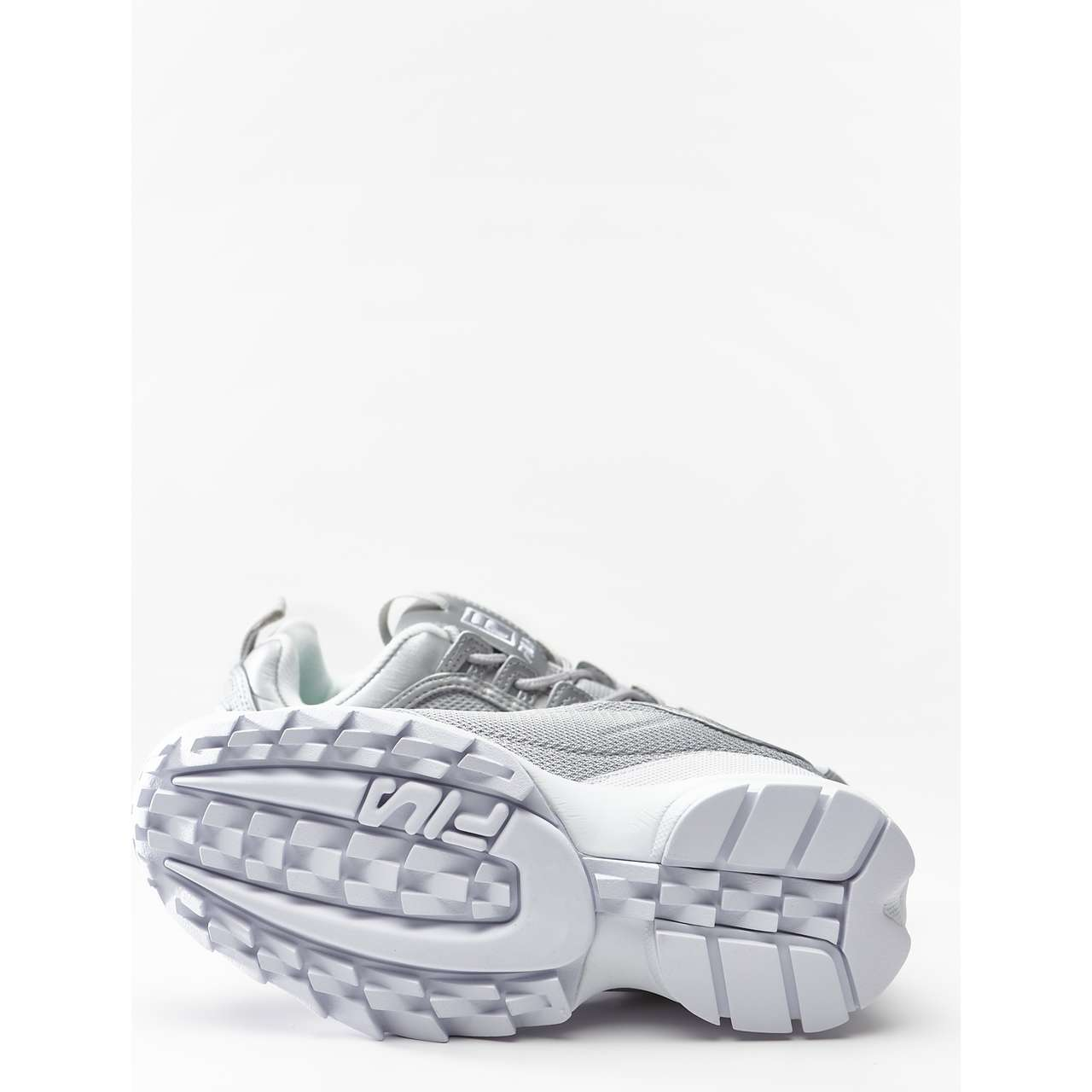 Buty Fila  <br/><small>Disruptor MM Low WMN Silver </small>  1010607-3VW