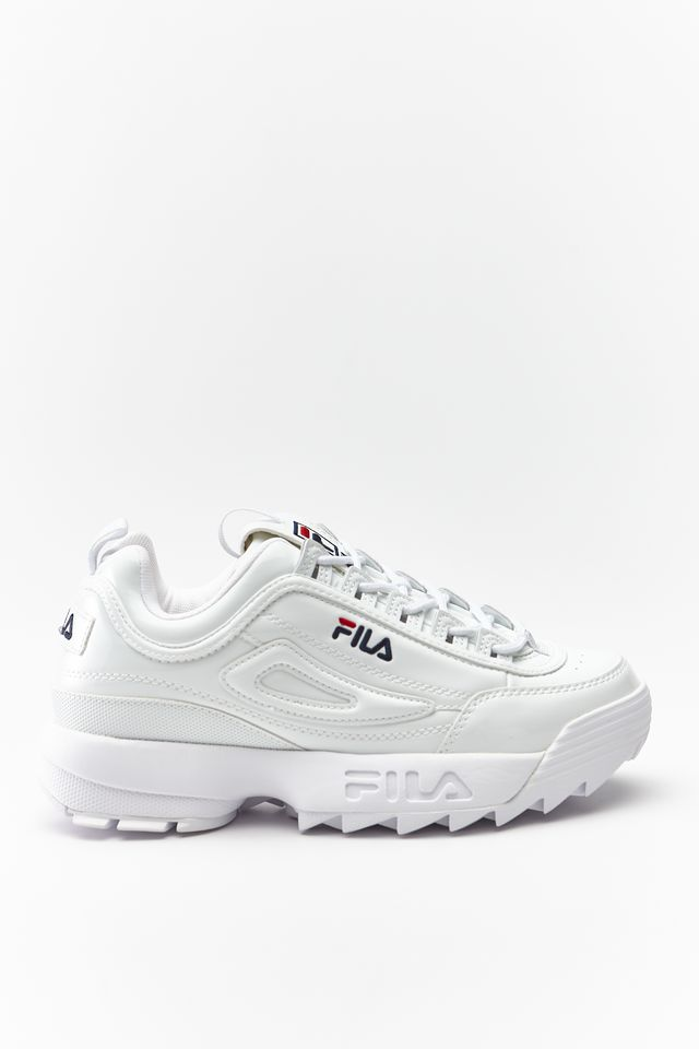 Fila DISRUPTOR P LOW WMN 1FG WHITE 1010746-1FG
