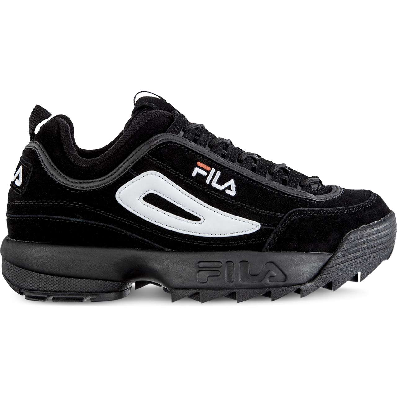 Buty Fila  <br/><small>DISRUPTOR S LOW 12V BLACK </small>  1010490-12V
