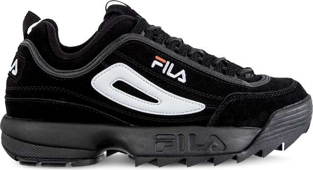 Fila DISRUPTOR S LOW 12V BLACK 1010490-12V