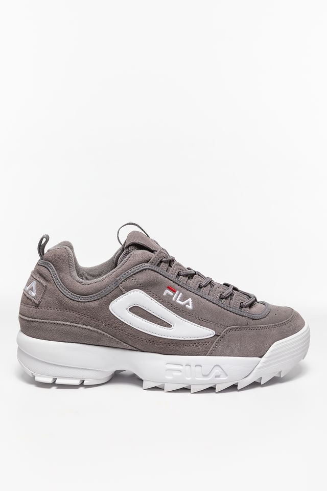 Fila DISRUPTOR S LOW 6QW MONUMENT GREY 1010490-6QW