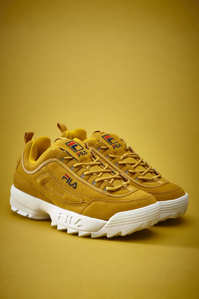 Fila Disruptor S Low Inca Gold 1010577-60I