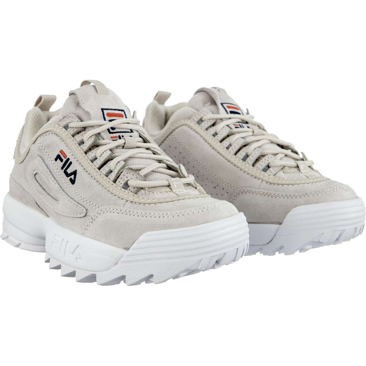Buty Fila  <br/><small>DISRUPTOR S LOW WMN 30H CHATEAU GRAY </small>  1010436-30H