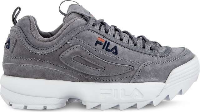 Fila DISRUPTOR S LOW WMN 6QW GREY 1010436-6QW