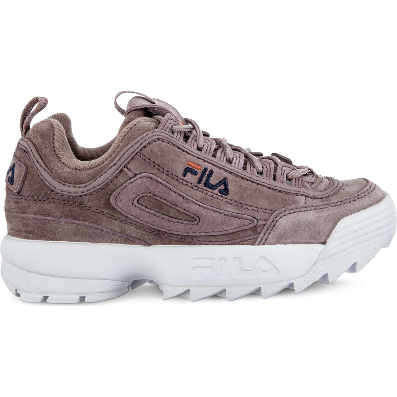 Buty Fila  <br/><small>DISRUPTOR S LOW WMN 70W ASH ROSE </small>  1010436-70W