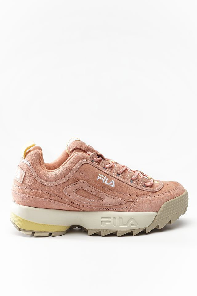 Fila Disruptor S Low WMN Salmon 1010605-71B