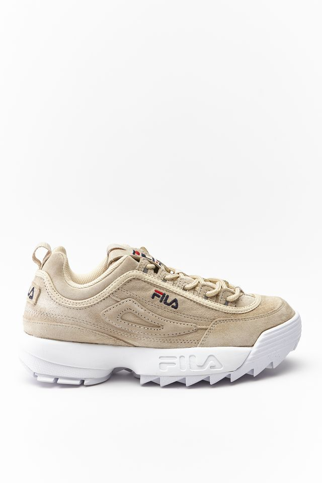 Fila DISRUPTOR S LOW WMN 90R WHITECAP GRAY 1010605-90R