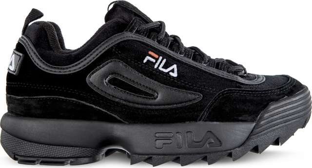 Fila DISRUPTOR V LOW WMN 12V BLACK 1010440-12V