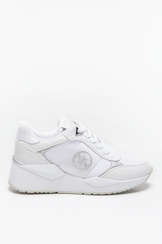 WHITE SNEAKERY TESHA/ACTIVE LADY/LE FL5TESPEL12-WHISI