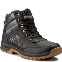 Buty Kappa Bright Mid Light Black