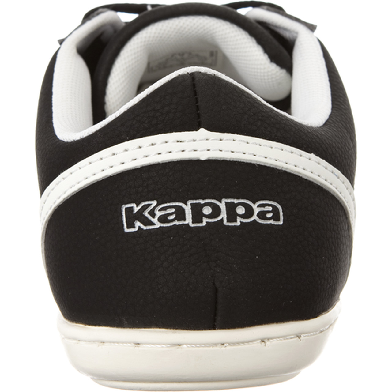 Kappa  <br/><small>Kent Low Black White </small>  241642/1110