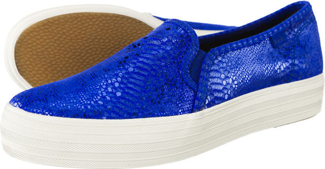 Keds Triple Decker Exotic Shimmer 728 KWH54728