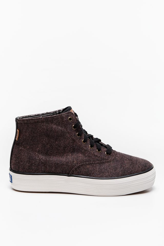 Keds Triple Hi Slub Tweed 786 KWF55786