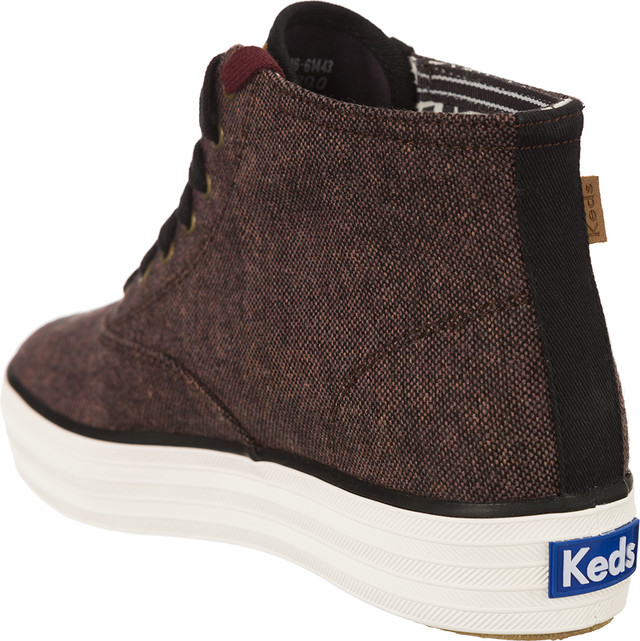 Buty Keds  <br/><small>Triple Hi Slub Tweed 786 </small>  KWF55786