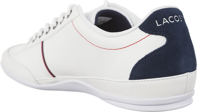 Buty Lacoste  <br/><small>MISANO SPORT 118 1 CAM 042 WHITE/NAVY </small>  735CAM0083042