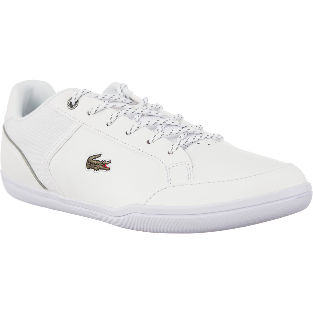 Buty Lacoste  <br/><small>SET-MINIMAL SPORT 118 1 CAM 21G WHITE/WHITE </small>  735CAM010421G