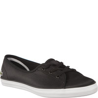 Buty Lacoste ZIANE CHUNKY 118 2 CAW 312 BLACK/WHITE