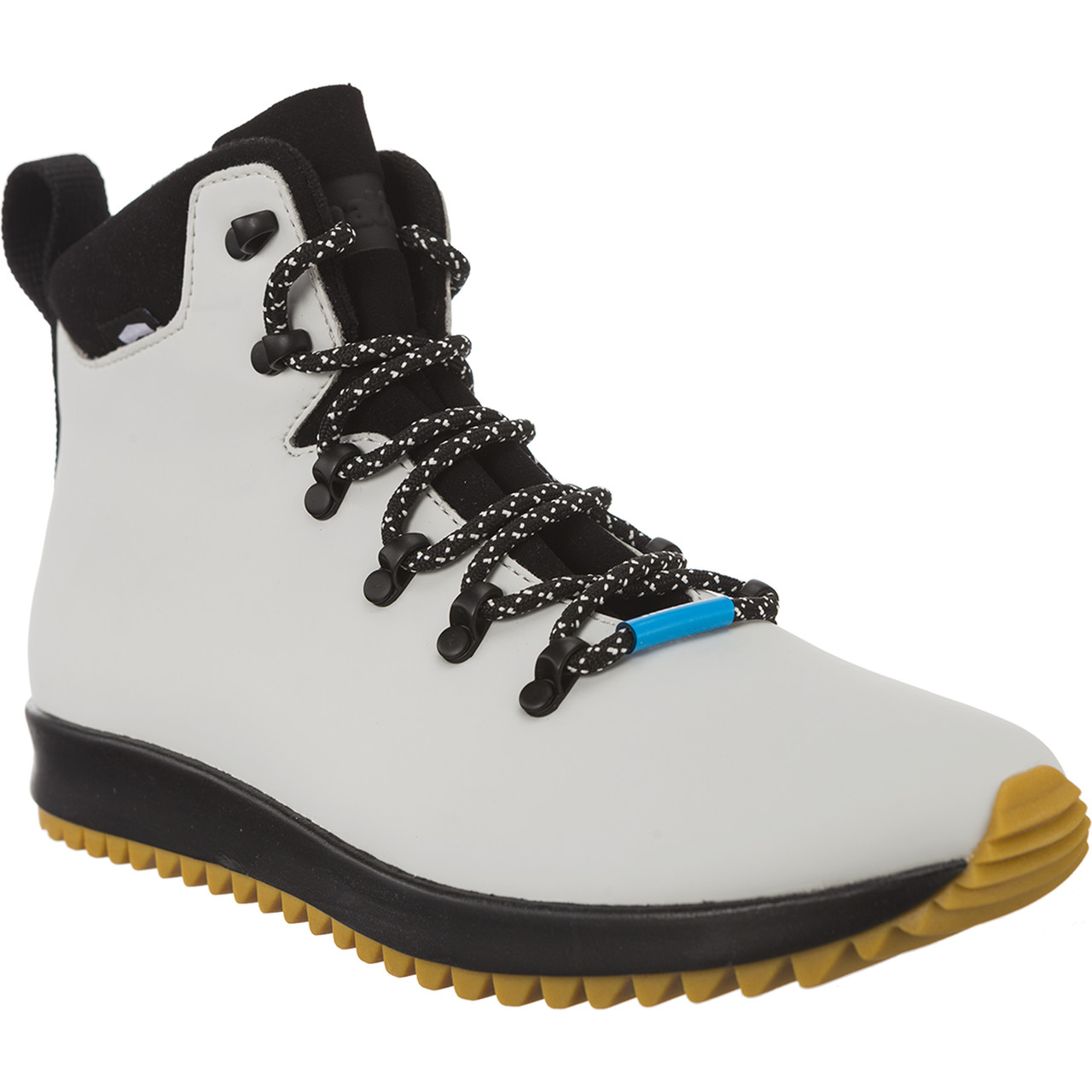 Buty Native  <br/><small>AP Apex CT MIST GREY CT / JIFFY BLACK / NAT RUBBER </small>  1551