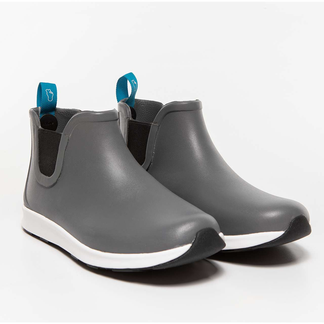 Buty Native  <br/><small>AP RAIN DUBLIN GREY/SHELL WHITE/JIFFY RUBBER </small>  31102700-1453
