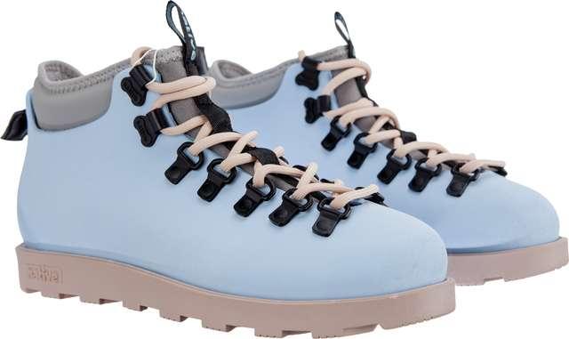 separation shoes e72d4 4e183 ... Buty Native  br   small FITZSIMMONS CITYLITE SKY BLUE CHAMELEON PINK ...