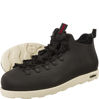 Buty Native Fitzsimmons Jiffy Black Bone White 1100