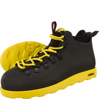 Buty Native Fitzsimmons Jiffy Black Zombire Yellow 014