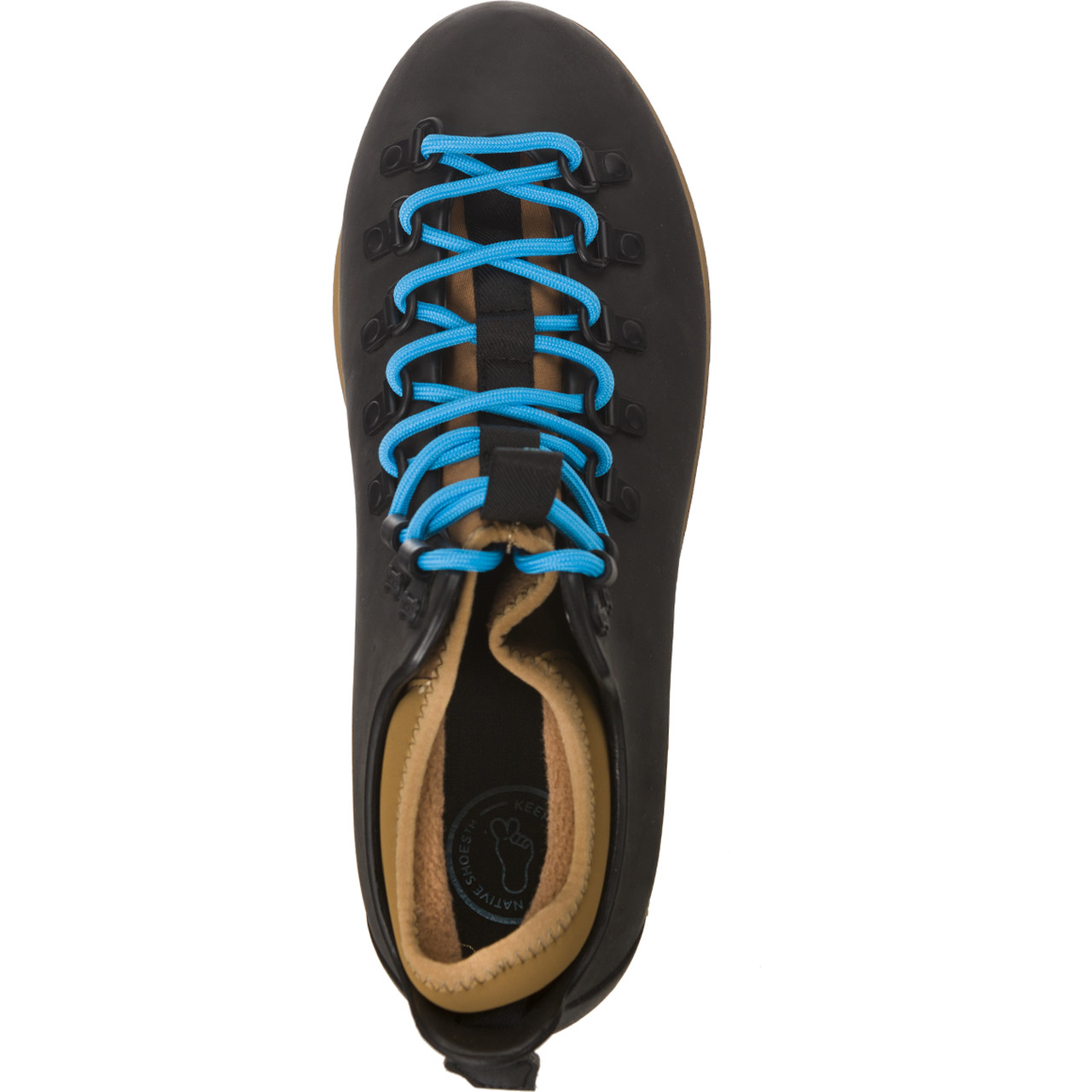 Buty Native  <br/><small>Fitzsimmons Jiffy Black/Tobacco Brown 1126 </small>
