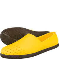 Buty Native Verona Crayon Yellow Beaver brown 080