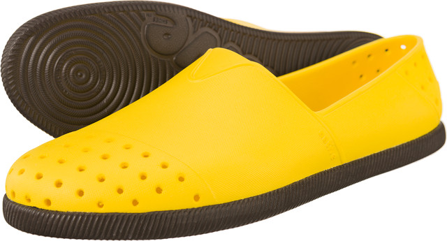 Native Verona Crayon Yellow Beaver brown 080