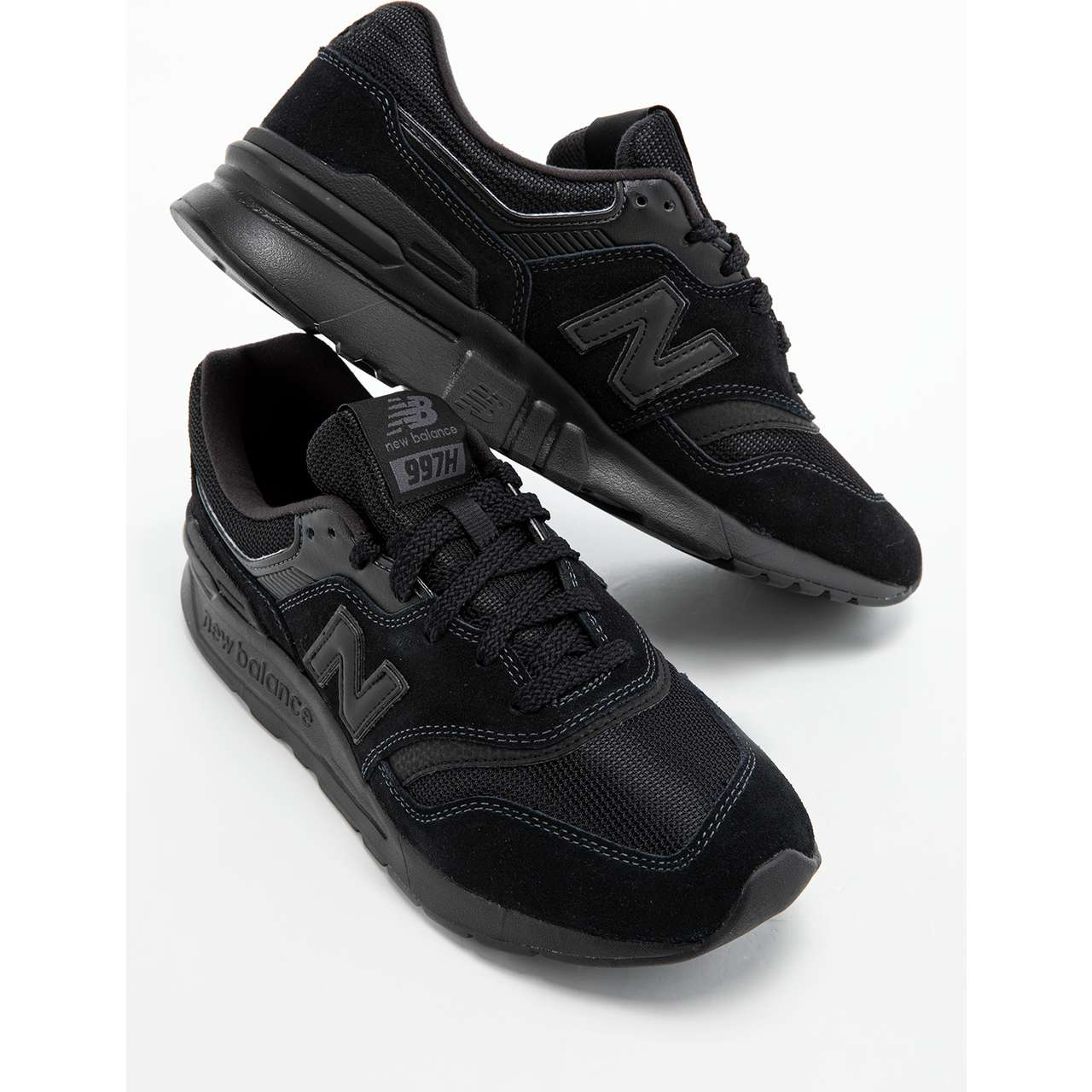 Buty New Balance  <br/><small>CM997HCI BLACK </small>