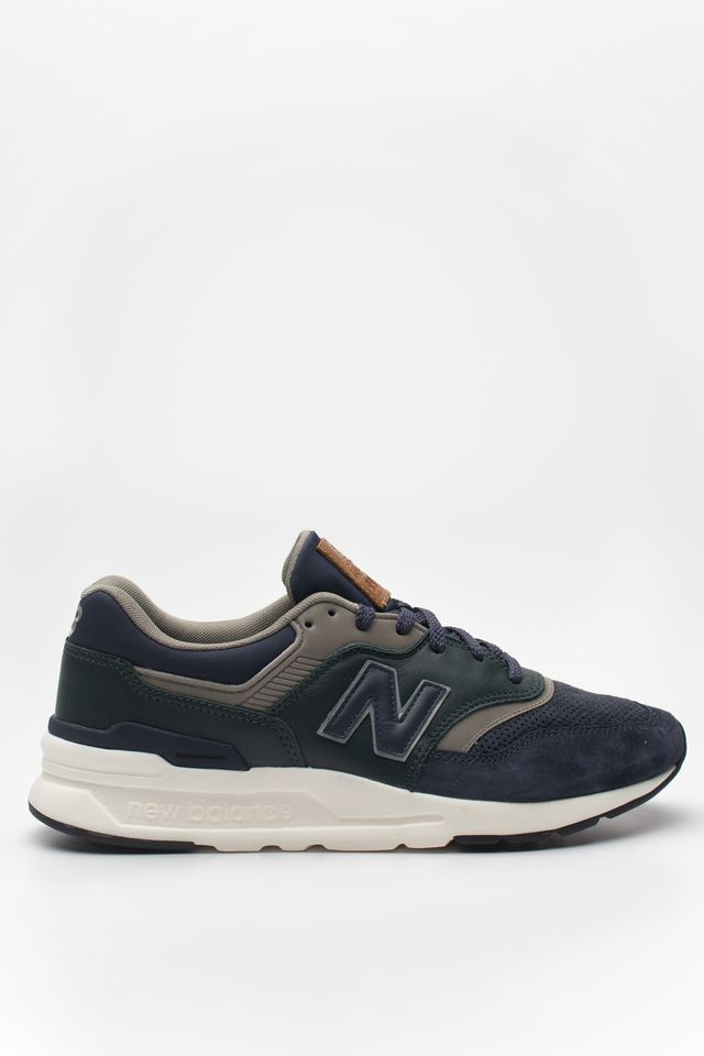 New Balance CM997HXB NAVY WITH GREEN