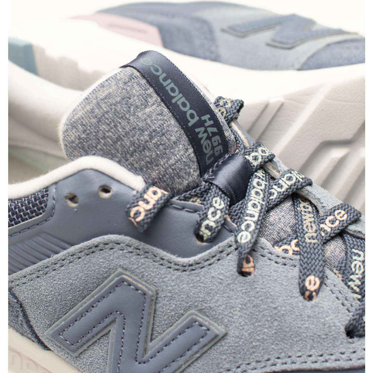 Buty New Balance  <br/><small>CW997HKD BLUE </small>