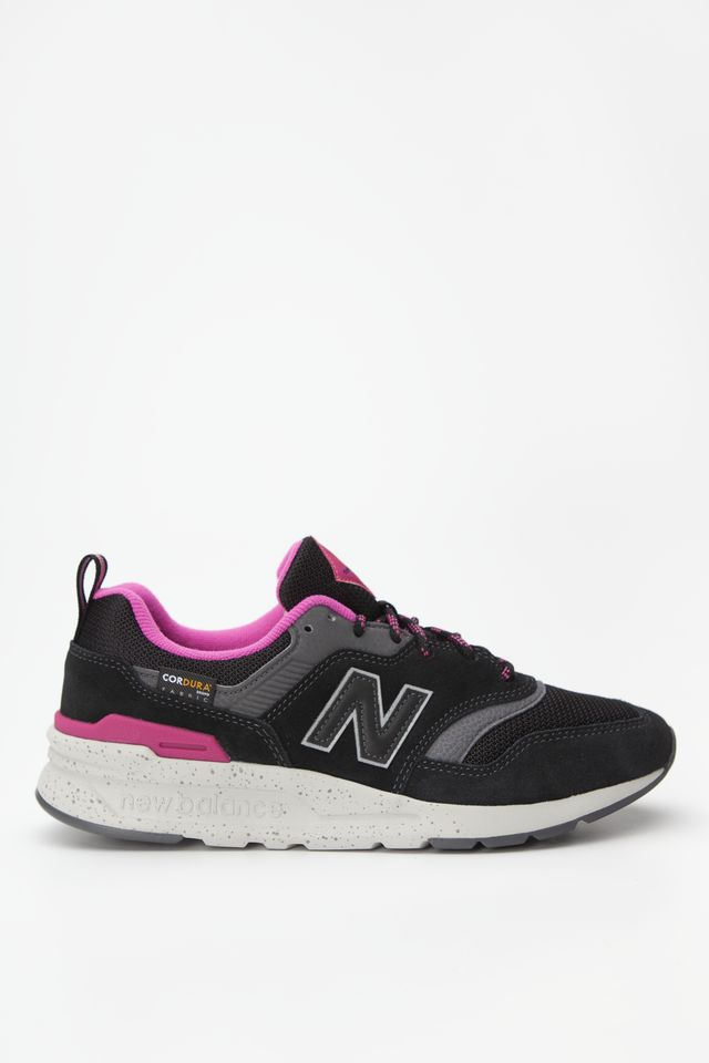 New Balance CW997HOB BLACK WITH MAGNET