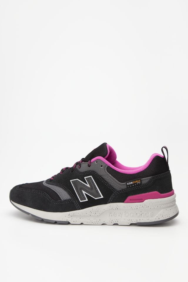 Buty New Balance  <br/><small>CW997HOB BLACK WITH MAGNET </small>