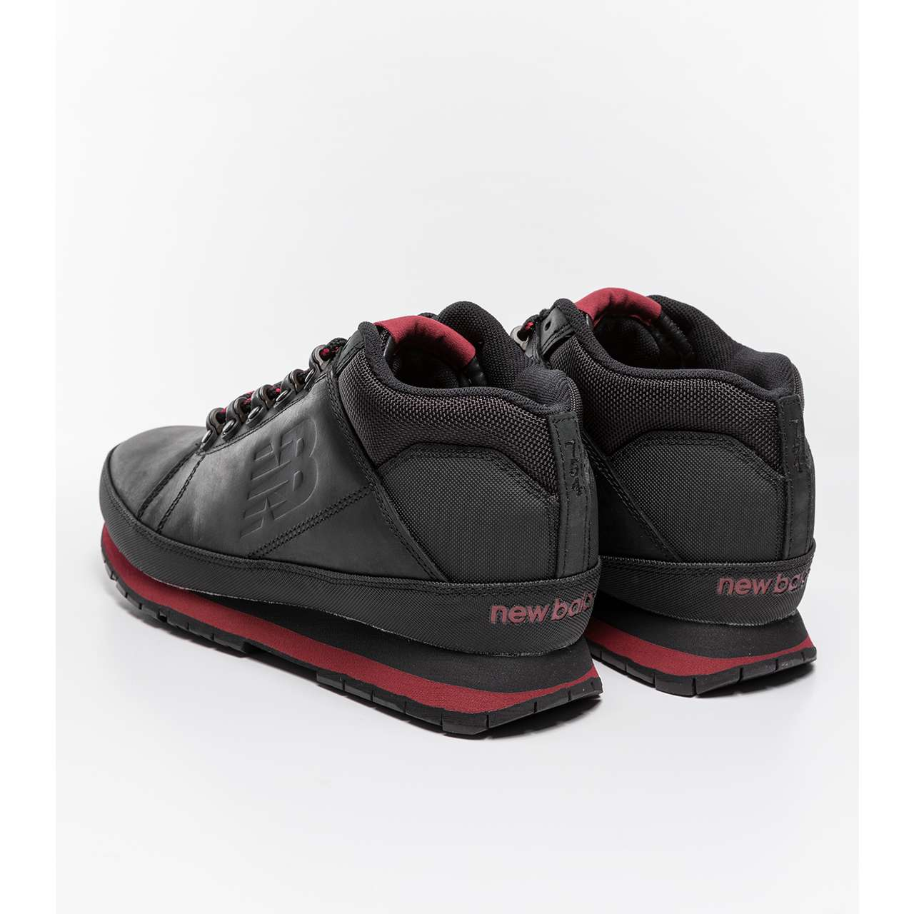 Buty New Balance  <br/><small>H754KR Black </small>
