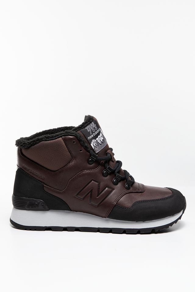 Buty New Balance  <br/><small>HL755MLC BROWN/BLACK </small>