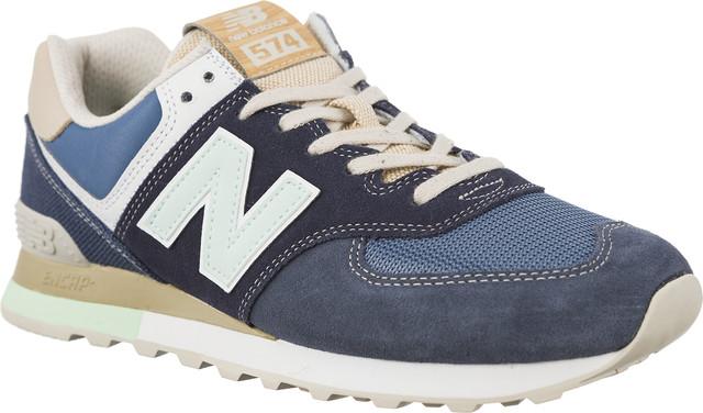 New Balance ML574BSL NAVY WITH VINTAGE INDIGO