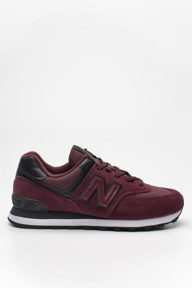New Balance ML574ECD BURGUNDY
