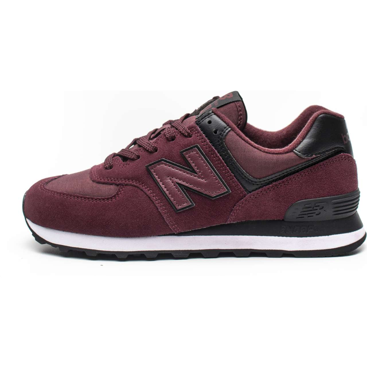 Buty New Balance  <br/><small>ML574ECD BURGUNDY </small>